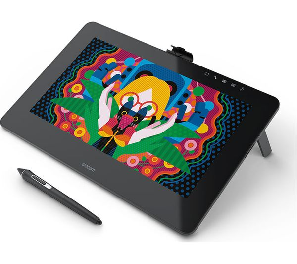 Wacom Cintiq Pro 13 Quot Graphics Tablet Deals Pc World
