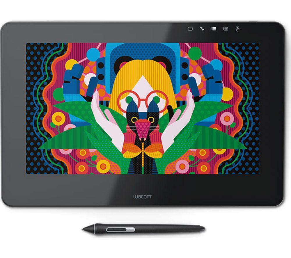 Wacom Cintiq Pro 13 Quot Graphics Tablet Deals Pc World
