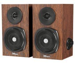 TRUST Vigor 2.0 PC Speakers - Brown