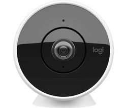 LOGITECH Circle 2 Wired Indoor/Outdoor Security Camera