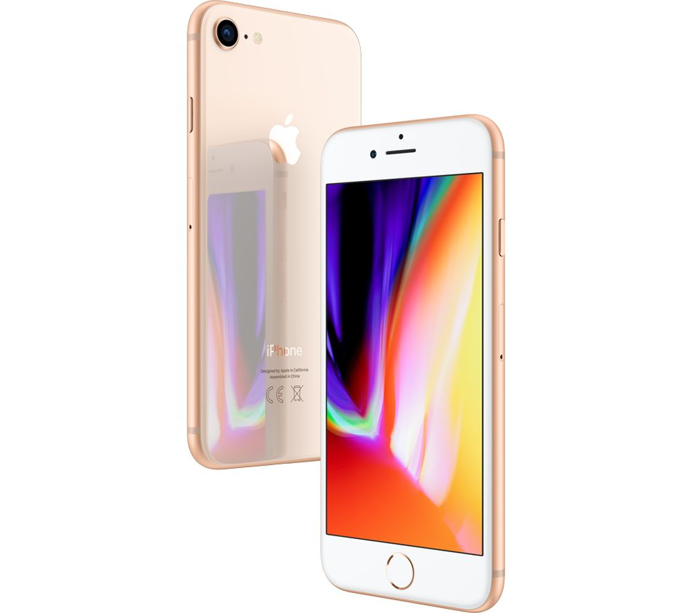 innovative design 7b266 bb1e5 Buy APPLE iPhone 8 - 256 GB, Gold | Free Delivery | Currys