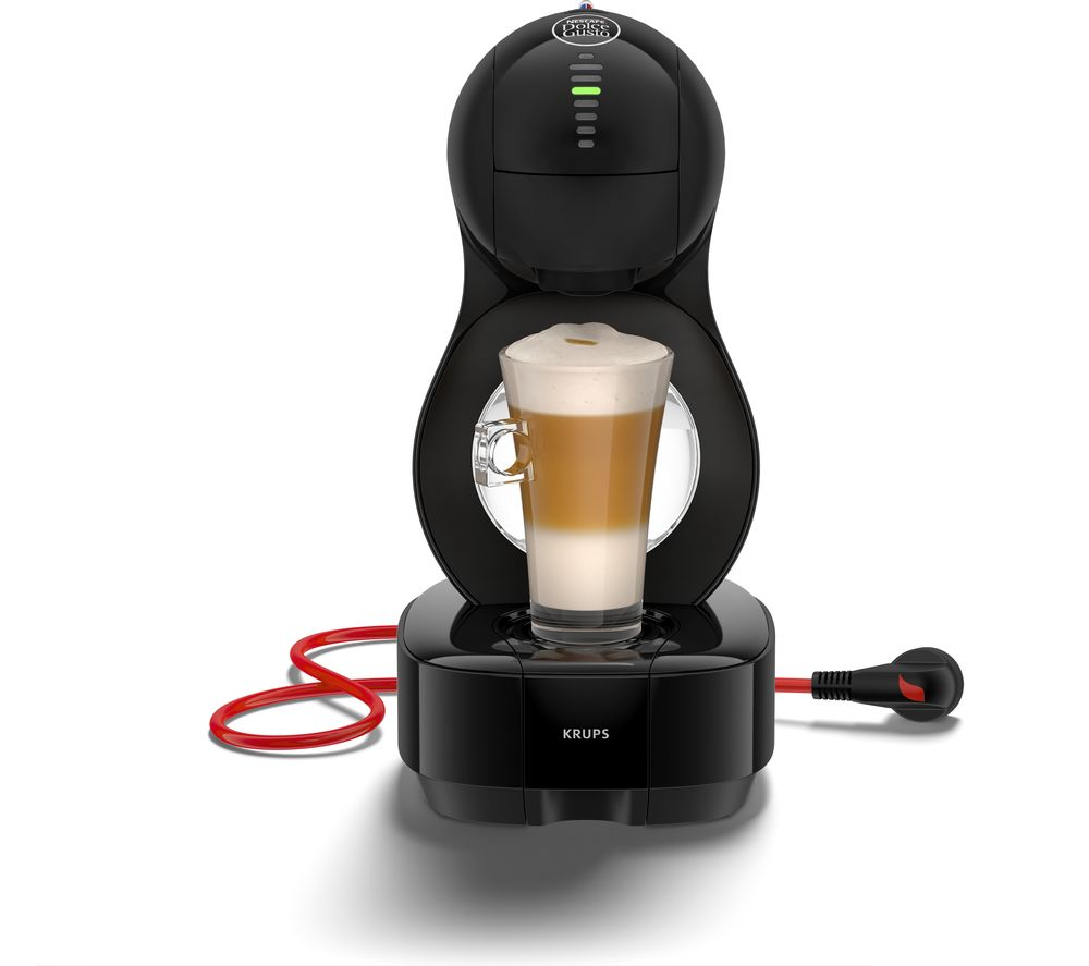 DOLCE GUSTO by Krups Lumio KP130840 Coffee Machine - Black