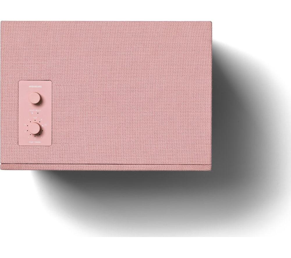 URBANEARS Baggen Bluetooth Wireless Smart Sound Speaker - Pink