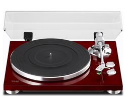 TEAC TN-300 Belt Drive Bluetooth Turntable - Cherry