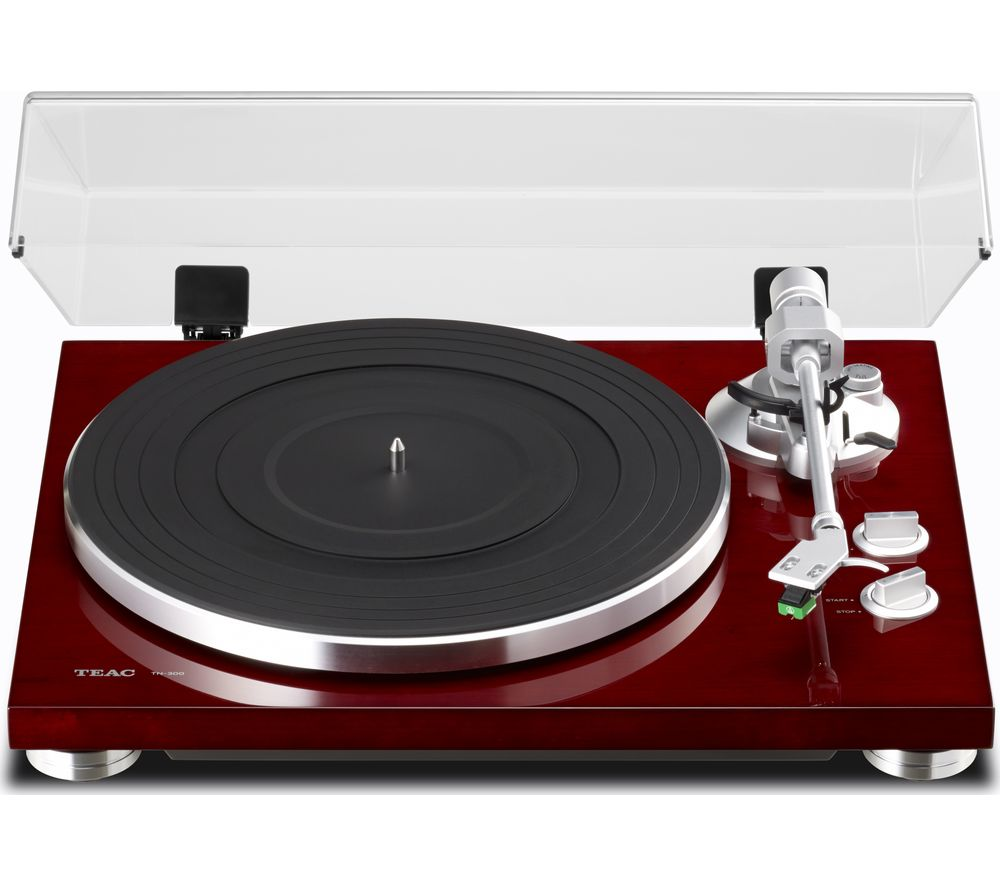 Image of TEAC TN-300 Turntable - Cherry
