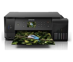 EPSON Ecotank ET-7700 All-in-One Wireless Inkjet Printer