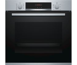 Serie 4 HBS573BS0B Electric Oven - Stainless Steel