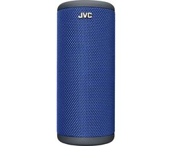 JVC SP-AD85-A Portable Bluetooth Speaker - Blue