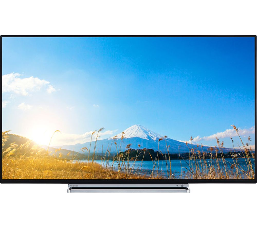 "49""  TOSHIBA 49U5766DB Smart 4K Ultra HD LED TV, Gold"