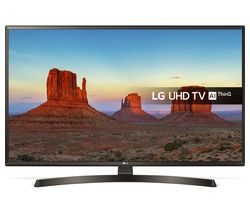 "LG 43UK6470PLC 43"" Smart 4K Ultra HD HDR LED TV"