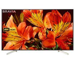 "SONY BRAVIA KD85XF8596BU 85"" Smart 4K Ultra HD HDR LED TV"