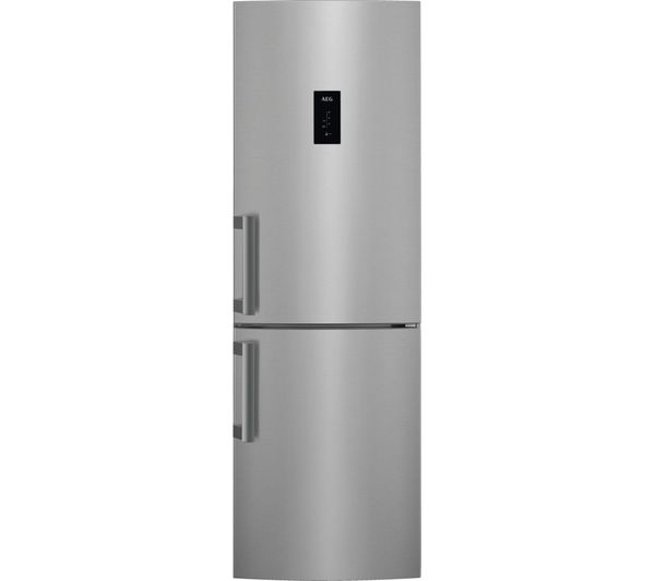 Image of AEG RCB53324VX 60/40 Fridge Freezer - Stainless Steel