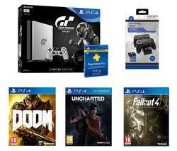 SONY Sony PlayStation 4 Games & Accessory Bundle