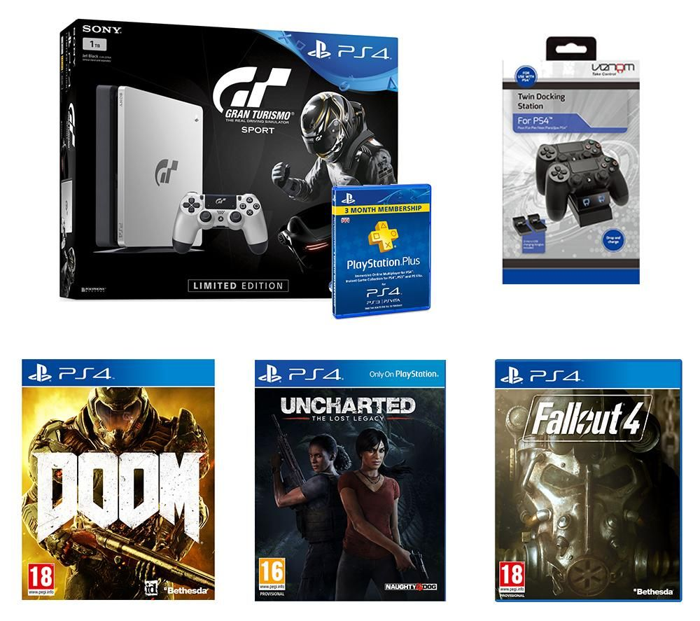 Sony Games For Ps4 : Buy sony playstation games accessory bundle