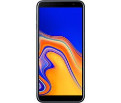 SAMSUNG Galaxy J6 Plus - 32 GB, Black