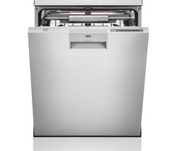 ComfortLift FFE63806PM Full-size Dishwasher - Stainless Steel