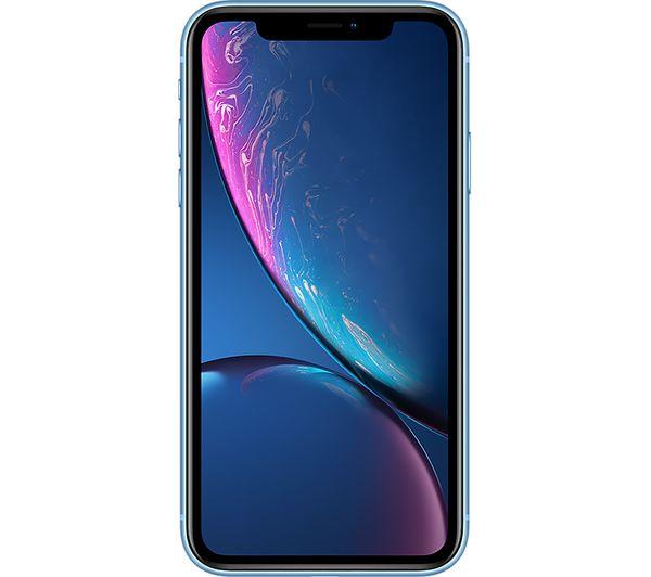 Apple iPhone XR - 64 GB, Blue 1