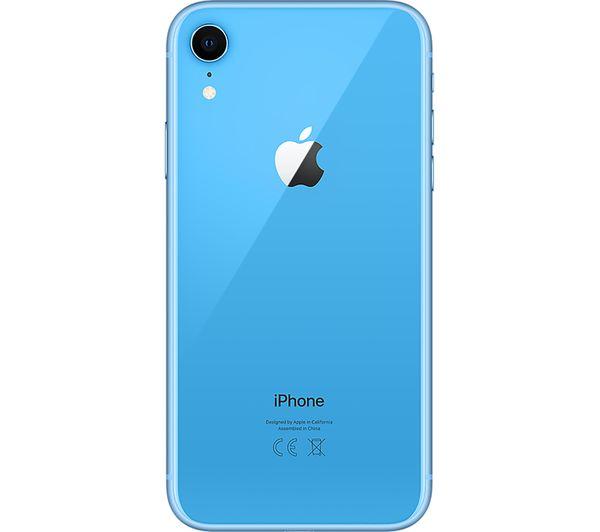 Apple iPhone XR - 64 GB, Blue 2