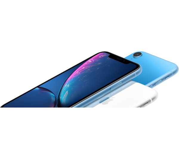 Apple iPhone XR - 64 GB, Blue 7