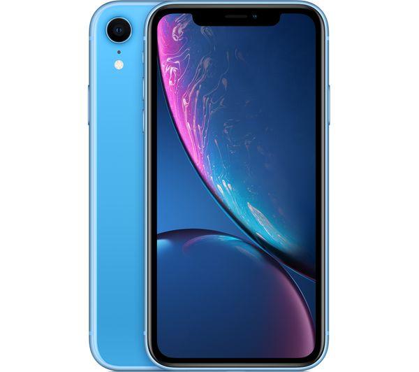 Apple iPhone XR - 64 GB, Blue 8