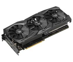 ASUS GeForce RTX 2070 8 GB ROG STRIX ADVANCED GAMING Graphics Card