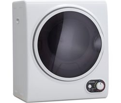 MONTPELLIER MTD25P 2.5 kg Vented Tumble Dryer - White