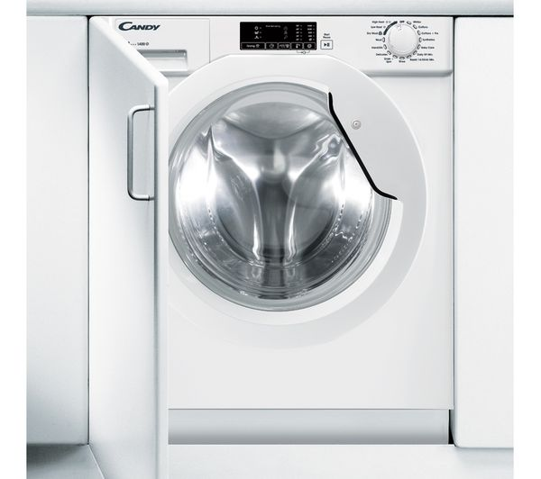 Image of CANDY CBWD7514D Integrated 7 kg Washer Dryer