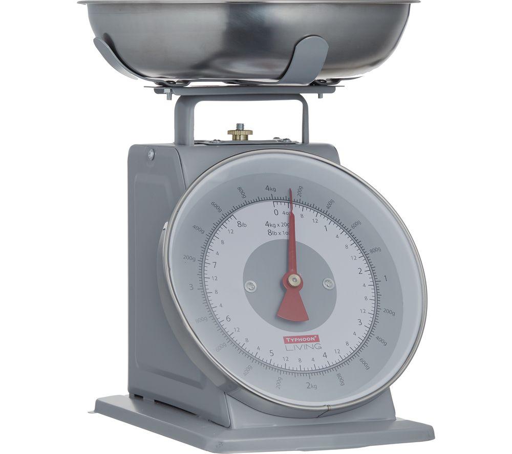 Image of TYPHOON Living Scales - Grey, Grey