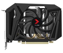 GeForce GTX 1660 Ti 6 GB XLR8 Gaming Overclocked Edition Graphics Card
