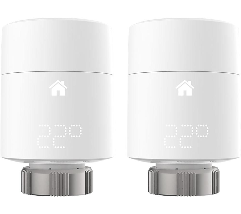 Image of Smart Radiator Thermostat Add-on - Vertical, Pack of 2