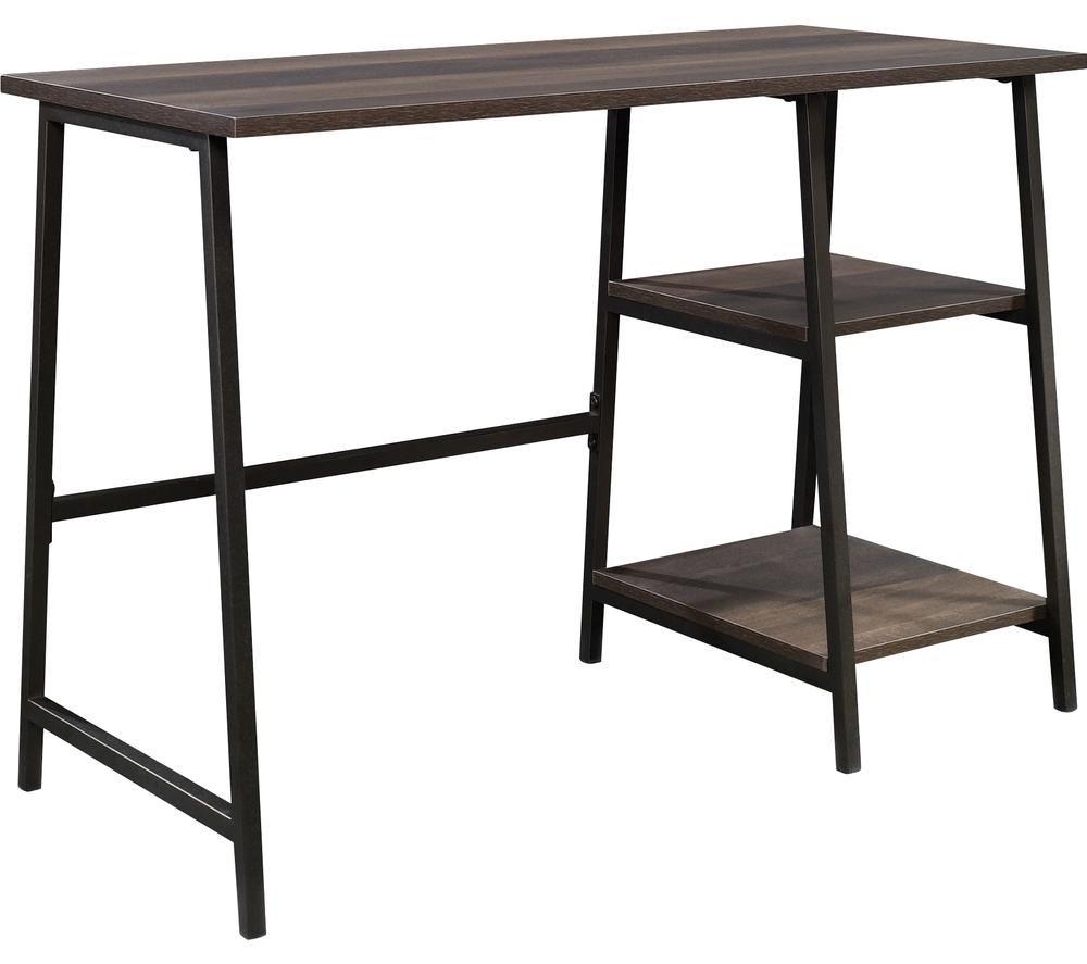 Bench Desk - Smoked Oak