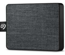 One Touch External SSD - 500 GB, Black