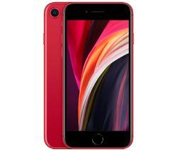 iPhone SE - 256 GB, Red