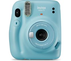 mini 11 Instant Camera - Sky Blue