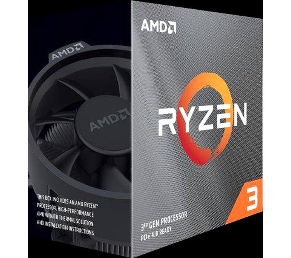 Image of AMD Ryzen 3 3300X Processor