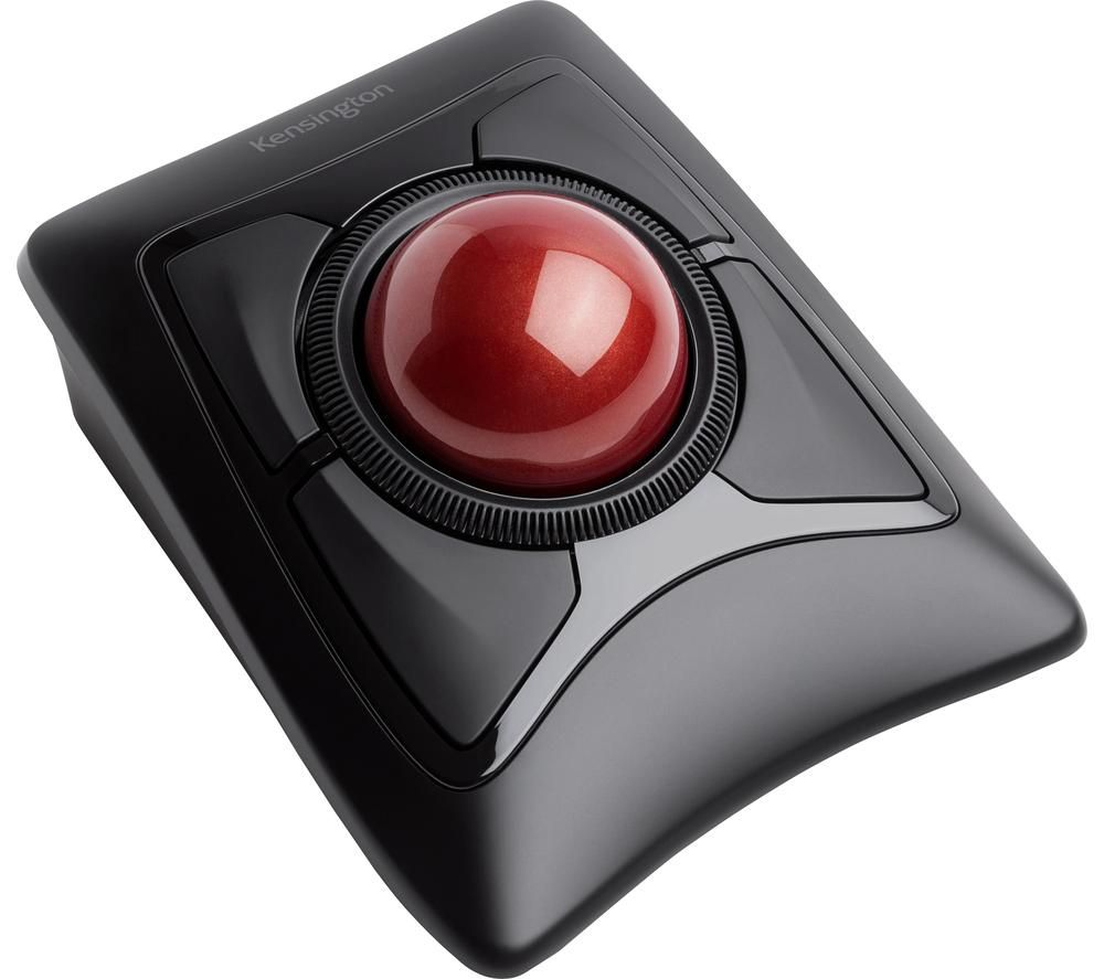 Image of KENSINGTON Expert Mouse Wireless Laser Trackball - Black, Black