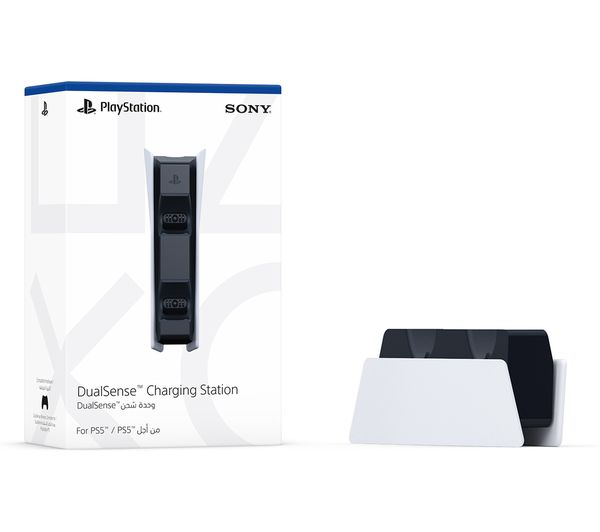 Buy PLAYSTATION PS5 DualSense Controller Charging Station | Free Delivery |  Currys