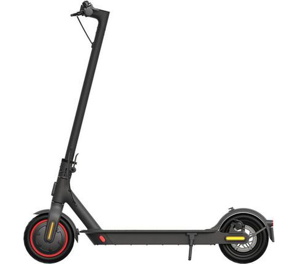 XIAOMI Mi Pro 2 Electric Scooter - Black, Black