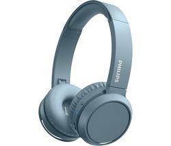 TAH4205BL/00 Wireless Bluetooth Headphones - Blue
