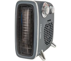 RHRETHFH1001G Portable Fan Heater - Grey