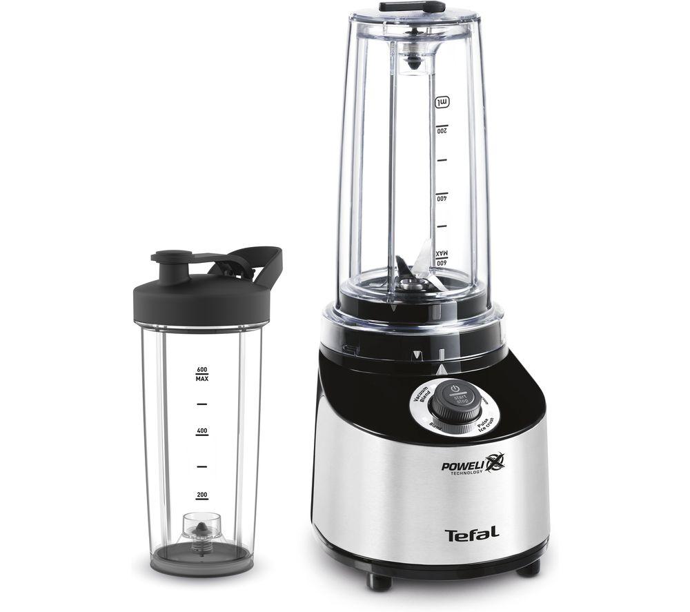 TEFAL BL181D65 Vacuum Blender - Stainless Steel & Black