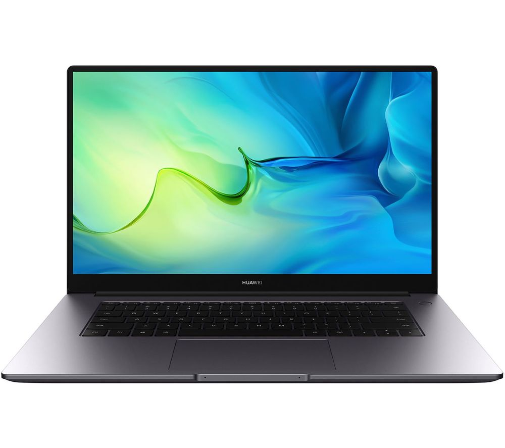 "HUAWEI MateBook D 15.6"" Laptop - AMD Ryzen 5, 256 GB SSD, Space Grey, Grey"