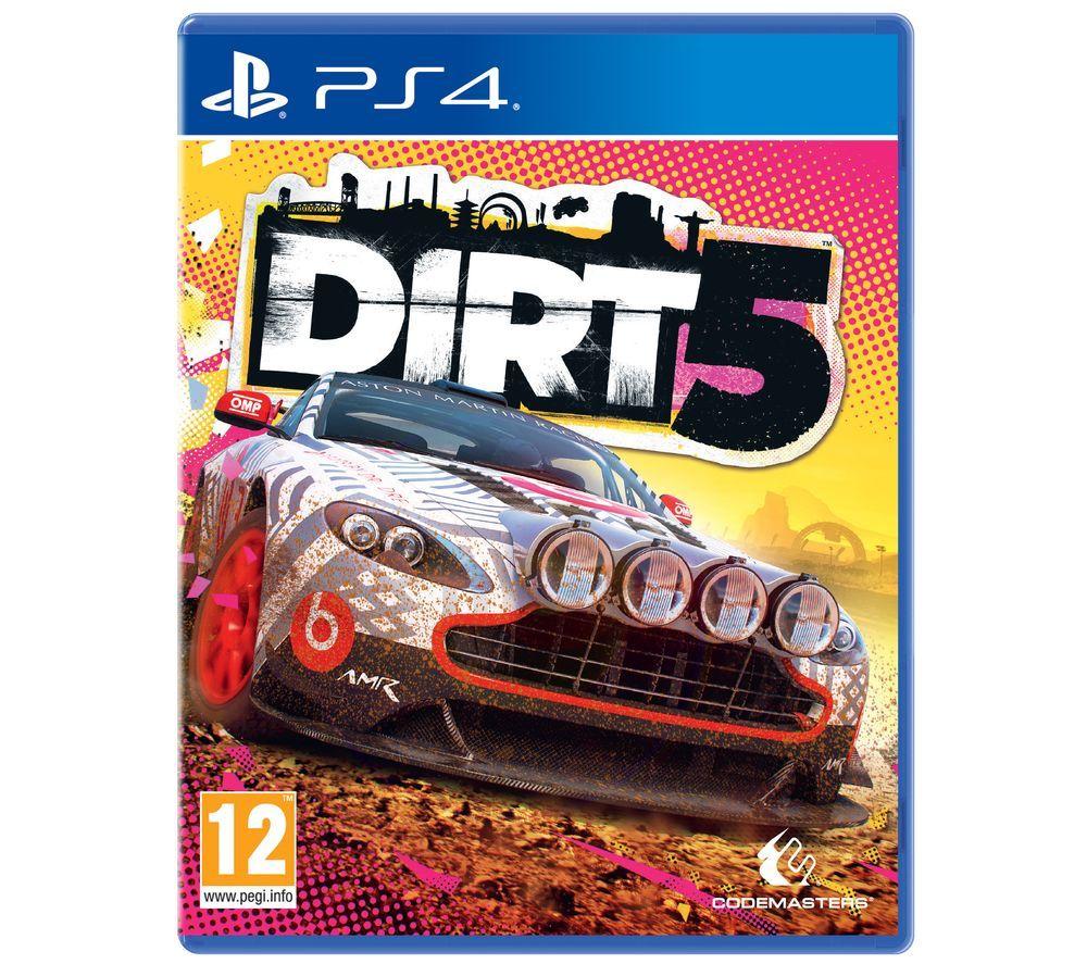 PLAYSTATION Dirt 5