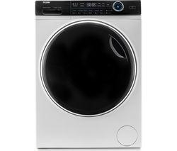 i-Pro Series 7 HWD80-B14979 8 kg Washer Dryer - White