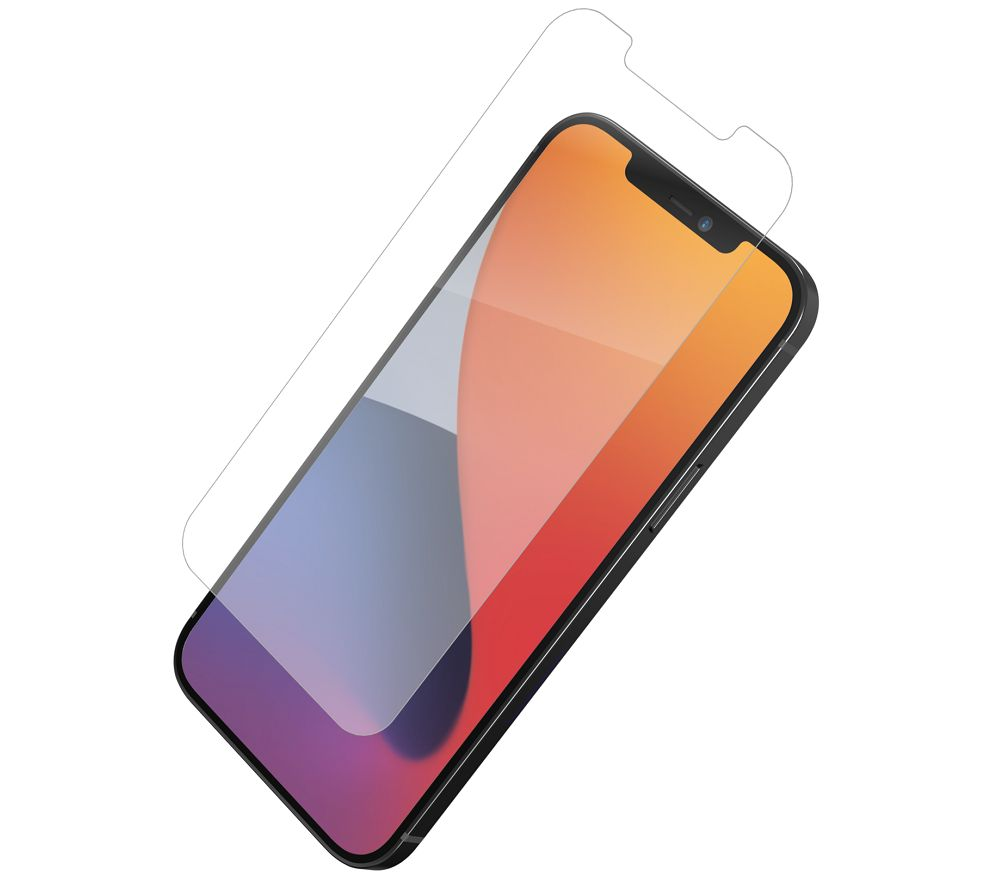 Zagg InvisibleShield ClearGuard iPhone 12 & 12 Pro Glass Screen Protector