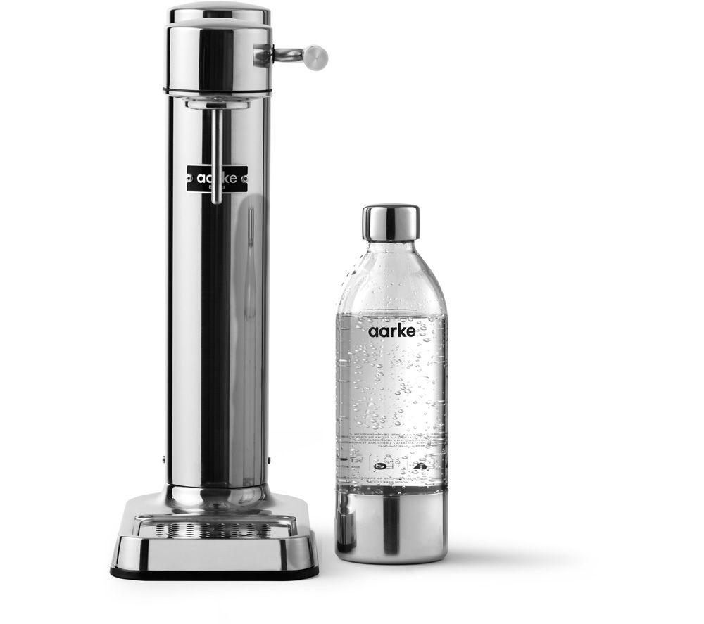 AARKE Carbonator III Drinks Maker - Steel