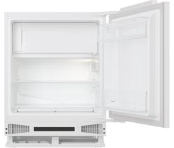 CRU 164 NEK/N Integrated Undercounter Fridge - Fixed Hinge