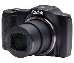 PIXPRO FZ201 Superzoom Compact Camera - Black