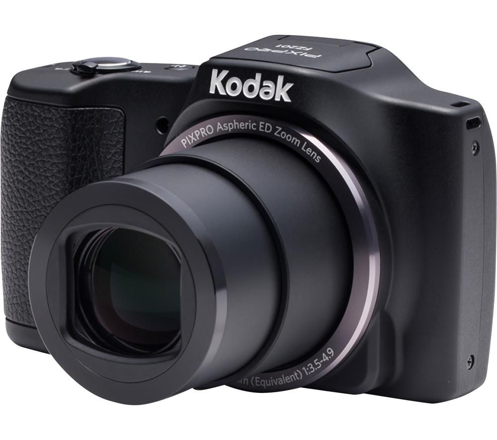 Click to view product details and reviews for Kodak Pixpro Fz201 Superzoom Compact Camera Black Black.