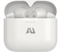 AU-Stream Wireless Bluetooth Earphones - White